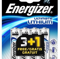 ENERGIZER LR6 AA 1,5V Ultimate lithium blister 4szt.